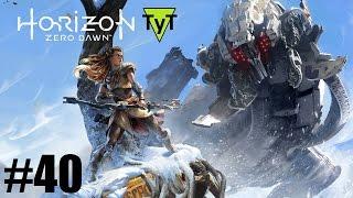 Horizon Zero Dawn PS4 Прохождение 40 Клад смерти