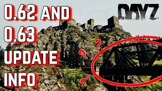 dayz Standalone Update 0.62 & 0.63 Information, Changes, and Features