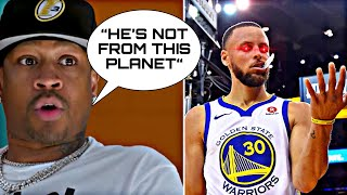 NBA Legends And Players On How SPECIAL Stephen Curry Is