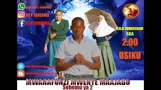 MWANAFUNZI MWENYE MAAJABU SEHEMU YA 2