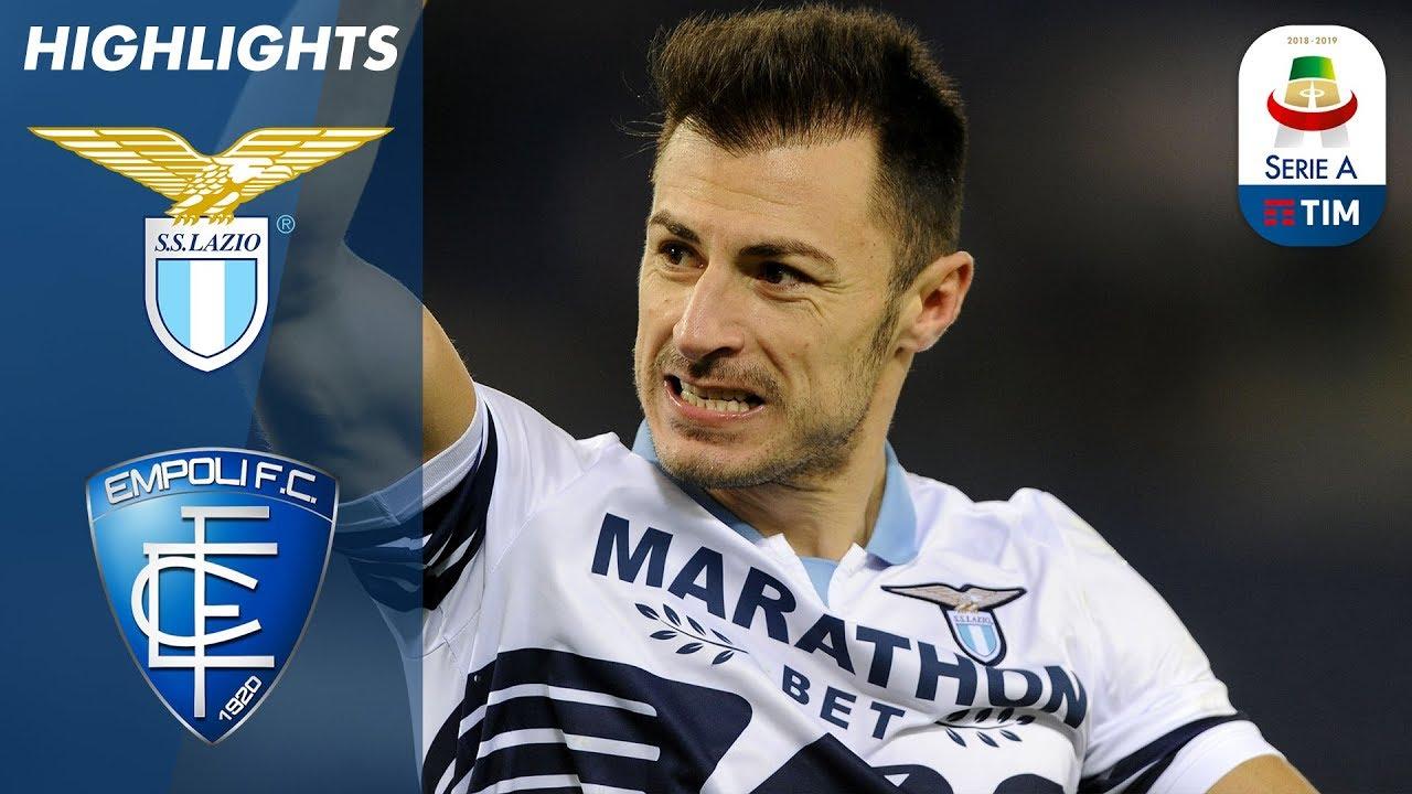 Lazio 1-0 Empoli