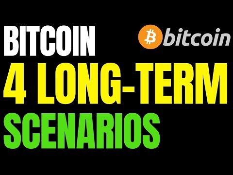 4 LONG-TERM BITCOIN SCENARIOS | BTC Price Could Soon Pump Another 20 Percent