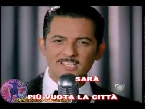 Fiorello - Città vuota (karaoke - fair use)