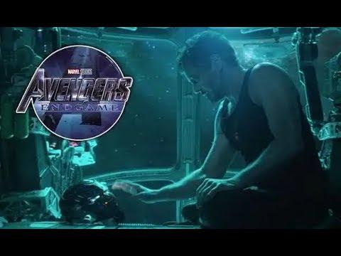 Marvel Studios' Avengers 4 Trailer Official End Game thumbnail