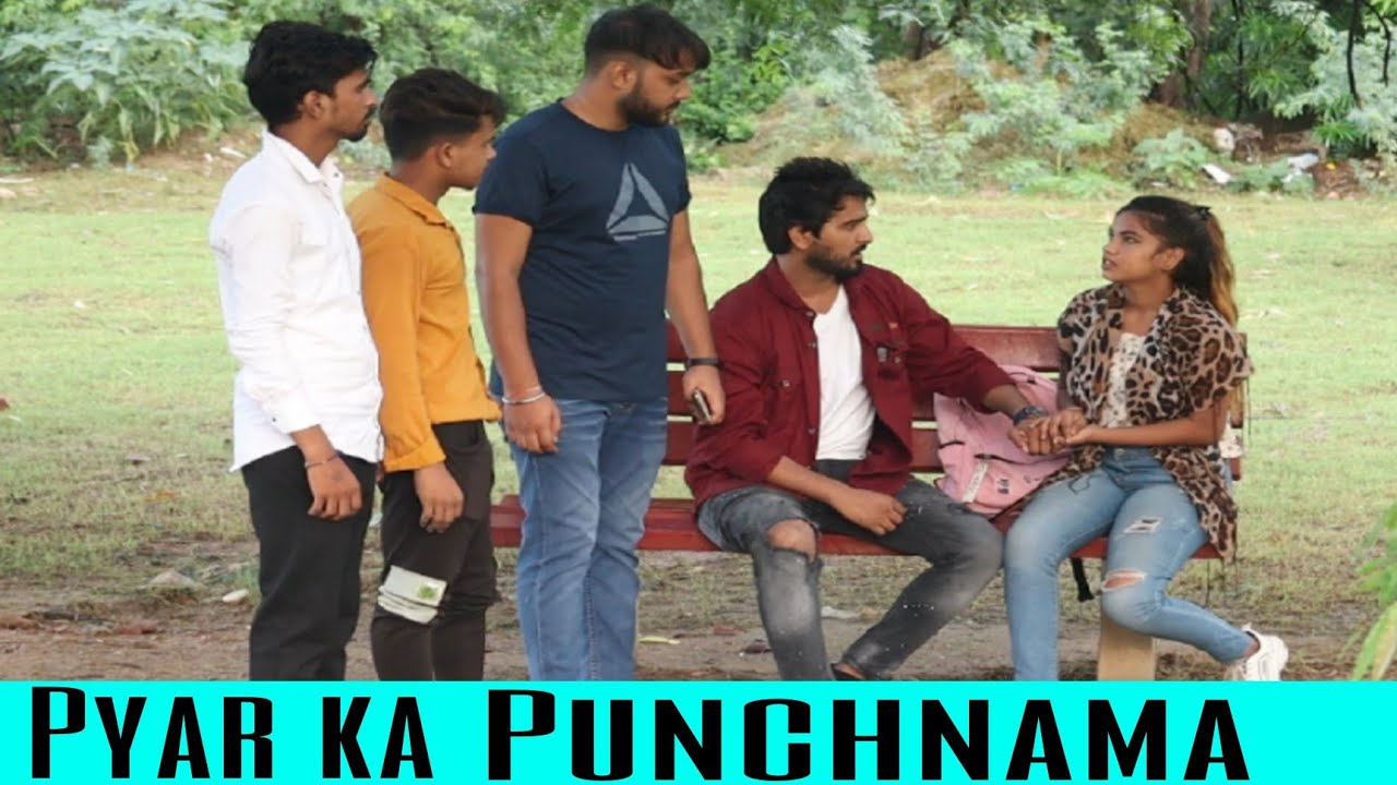 Pyar Ka Punchnama - Real Gold Digger | Yash Choudhary