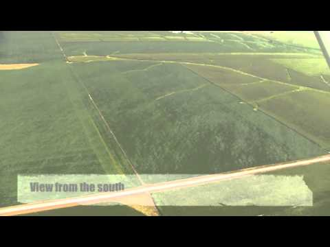 Willis J. Arendt Estate Aerial Tour • Keokuk County, IA