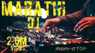 NEW MARATHI DJ MIX SONG    2019    NONSTOP {G-mix}@UniQue sharma.G
