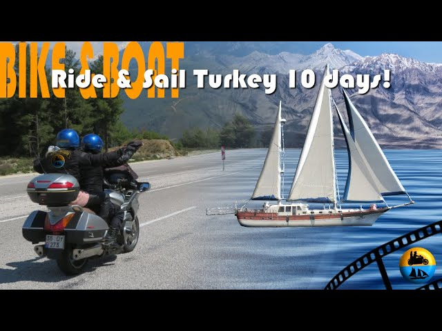 Ride & Sail Turkey