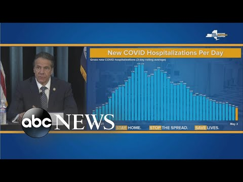 Cuomo outlines factors to reopening regions of New York
