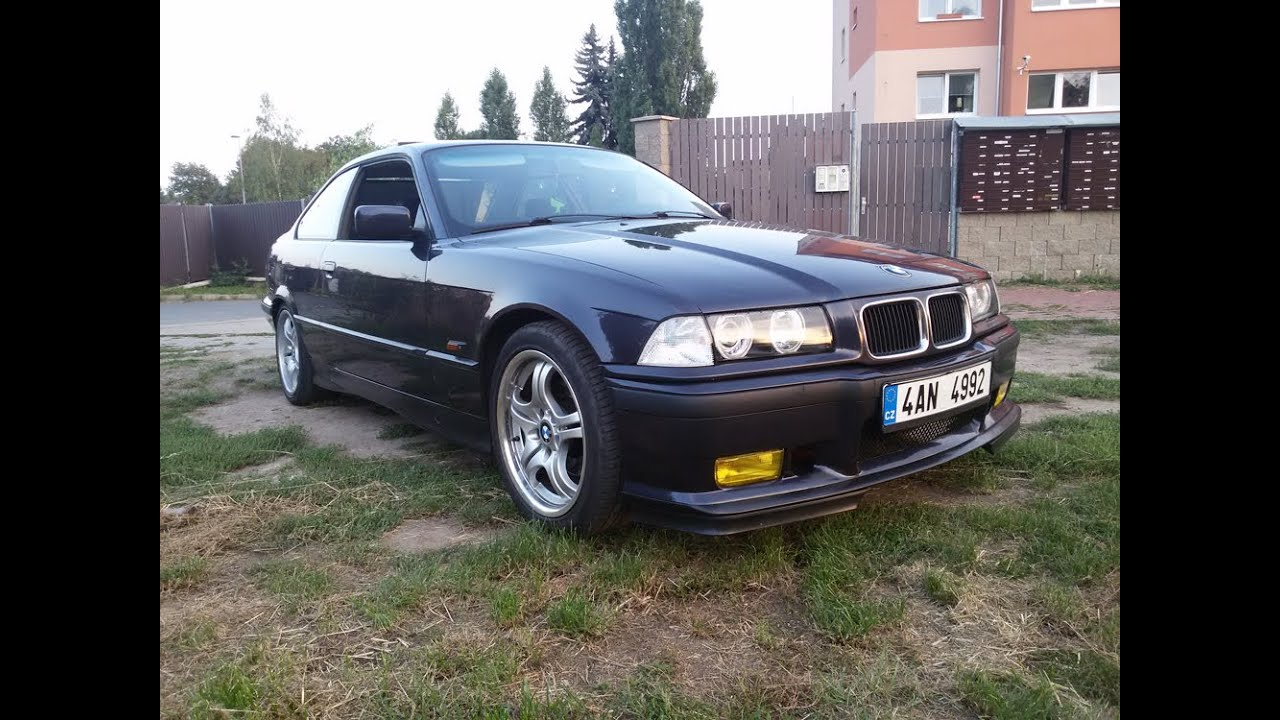 my bmw e36 316i coupe youtube. Black Bedroom Furniture Sets. Home Design Ideas