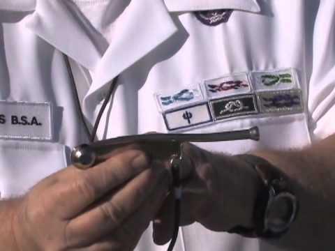 Piping the Bosun's Call - 2010 Sea Scout Manual, 11th ed. Video 1