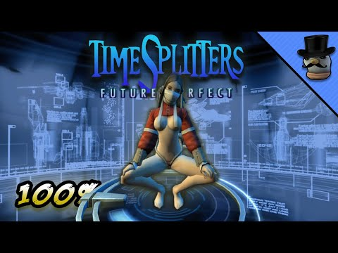 Timesplitters Future Perfect - All Characters and Gestures.