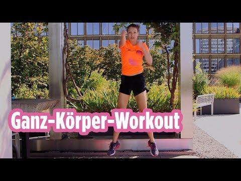 Intensives-Ganz-Körper-Training mit Anna - FROW Personal-Trainer