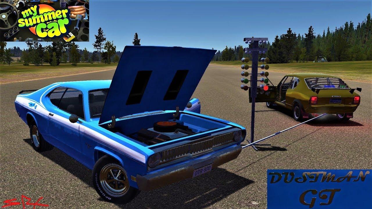 My Summer Car Mods - Dustman Update - Mopar 340 V8