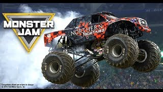 Monster Jam Toronto 2018 Best moments