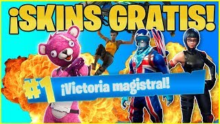 GET ALL SKINS FOR FREE IN FORTNITE! YOU HAVE TO SEE IT ? FREE V-BUCKS IN FORTNITE