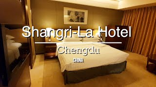 Shangri-La Chengdu Hotel Tour | Chengdu, China | Traveller Passport