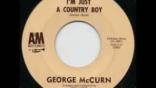 George McCurn - I