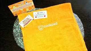 Ураа выиграла приз на знаменитом сайте  Cookpad. Простые рецепты.