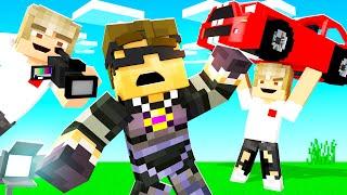 Minecraft BUT Jake Paul is a BOSS MOB (Minecraft Mod Showcase?)