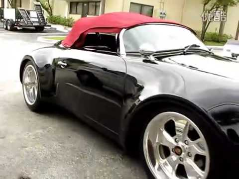 porsche 356 speedster replica youtube. Black Bedroom Furniture Sets. Home Design Ideas