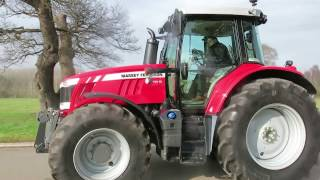 Massey Ferguson goes global with 5700 tractor series