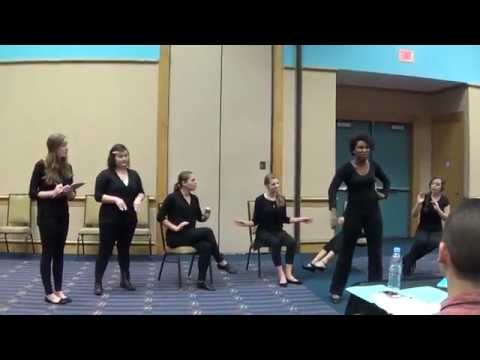 Disney Mom's Support Group District 5 Troupe 6504 2014 Florida State Thespians