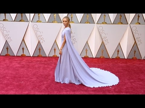 Giuliana Rancic 2017 Oscars Red Carpet