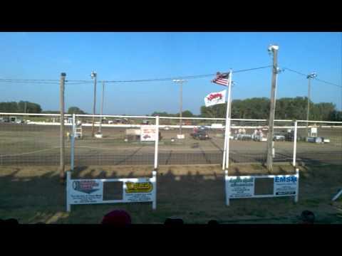 Cameron Wilkinson Riviera Raceway Heat July 21, 2012