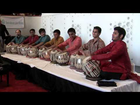 Tabla Ensemble performs before Houston Symphony