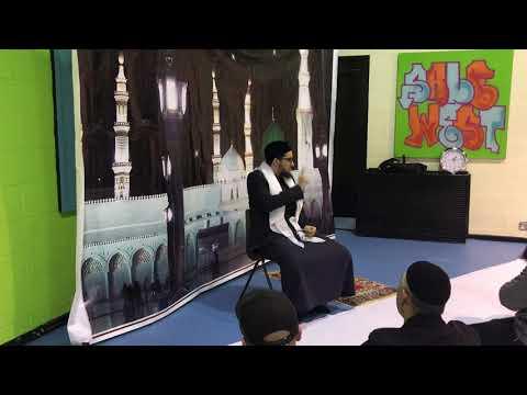 Jumma Speech On 25 October 2019 By Molana Mohammed Ali @ Sale #3Meem #Jumma #Sale #Community