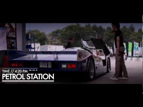 MotorHEAD モーターヘッド // Racing In The street : Group C Porsche 962