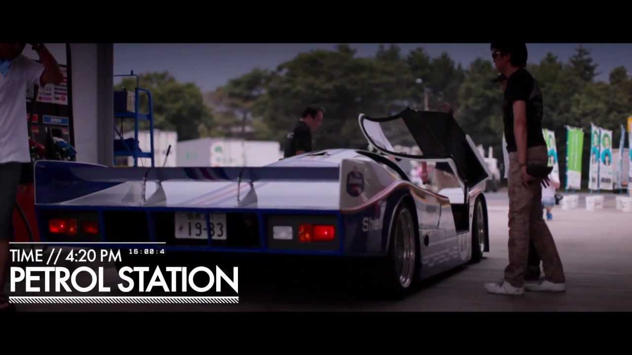 Motorhead モーターヘッド Racing In The Street Group C