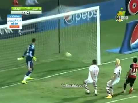 اهداف مباراة الزمالك 3-2 طلائع الجيش|| تتويج الزمالك بالدورى المصرى