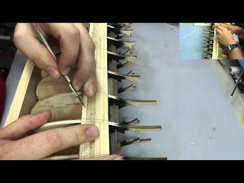 Deagostini : HMS Victory : 1/84 Scale Model : Step By Step Video Build : Episode.10