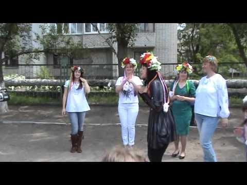 Воронежская разнесуха (частушки).Russian folk song