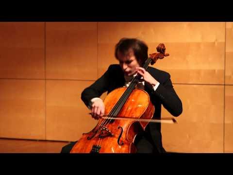 W. Lutoslawski: Sacher-Variation, Christoph Croisé, Cello