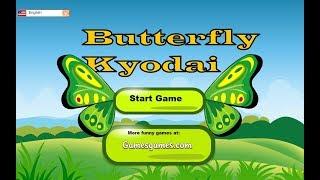 Маджонг Бабочки 🦋 butterfly kyodai как играть