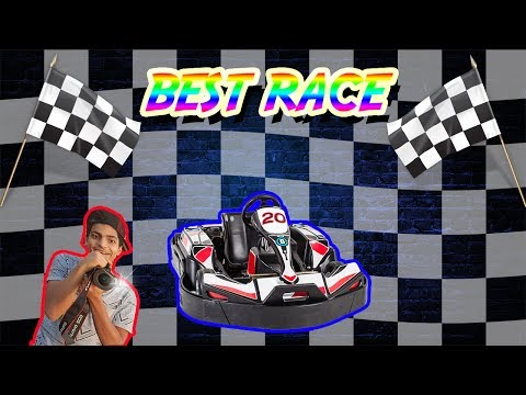 EPIC GO KART RACE | أقوى سباق جو كارت