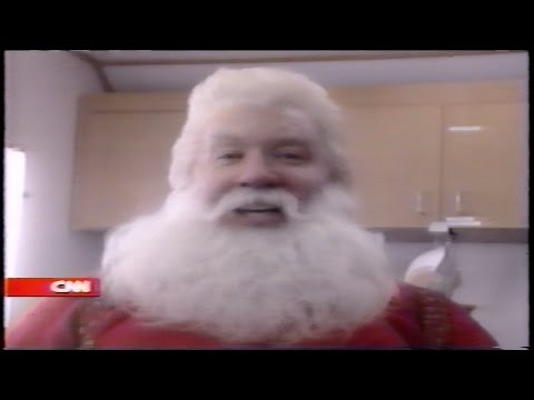 The Santa Clause: Behind the Scenes - CNN (VHS 1994)