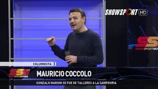 COLUMNA MAURICIO COCCOLO - LOS NUMEROS DE MARONI 13/06/2019
