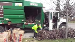 Recycling Yard Waste Toronto Canada