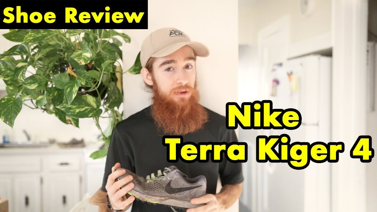 2d3bb75b6d67c Nike Terra Kiger 4 Review - YouTube