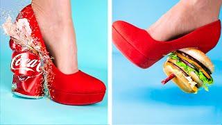 Crushing Crunchy and Soft Things by High Heels!/ High Heels vs Boots screenshot 5