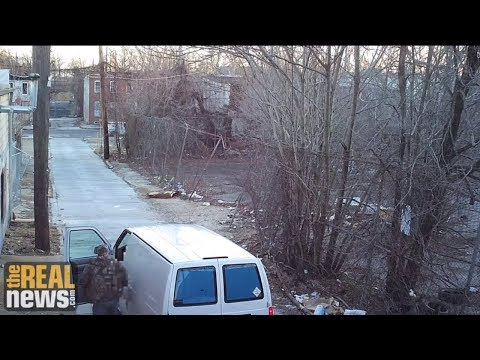 The Baltimore Trash Video Fox News Doesn't Want You To See