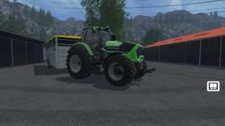 Fs15 transport d'une bétaillère