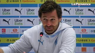 """OM-Nantes : """"On ne profite pas de la victoire à Lille"""", regrette Villas-Boas"""