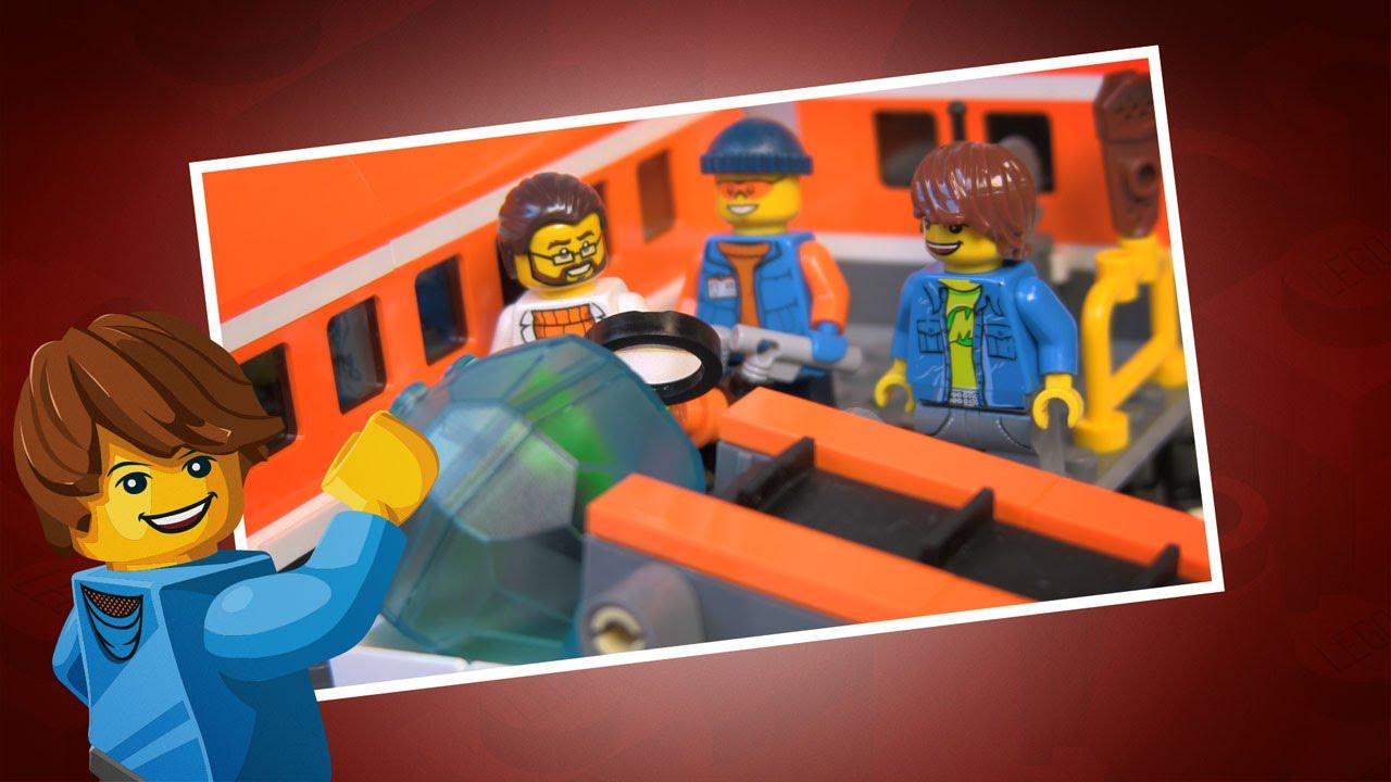 City Arctic Lego Club Show Adventures Of Max