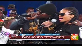 Petra, Khaligraph Jones rap explosion #10Over10