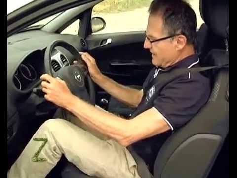 Qual è la posizione di guida corretta in auto? — Fast2drive